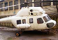 Helicopter-DataBase Photo ID:2316 PZL Mi-2 unknown  cn:543303123