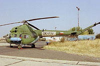 Helicopter-DataBase Photo ID:1367 PZL Mi-2 Slov-Air OK-FIU cn:534542125