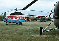 Helicopter-DataBase Photo ID:2194 PZL Mi-2 Slov-Air OK-PIR cn:529311065