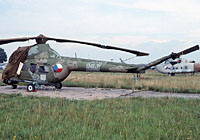 Helicopter-DataBase Photo ID:3745 PZL Mi-2 51st Helicopter Regiment 0241 cn:5110241067