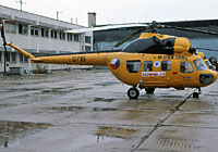 Helicopter-DataBase Photo ID:3710 PZL Mi-2 31st Mixed Command and Reconnaissance Squadron 0715 cn:5110715088