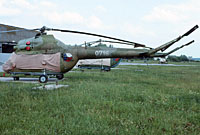 Helicopter-DataBase Photo ID:3711 PZL Mi-2 1st Command and Reconnaissance Squadron 0716 cn:5110716098