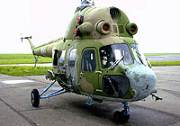 Helicopter-DataBase Photo ID:4468 PZL Mi-2URP (export) Czechoslovak Air Force 8940 cn:568940124