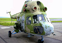 Helicopter-DataBase Photo ID:4469 PZL Mi-2URP (export) Czechoslovak Air Force 8940 cn:568940124