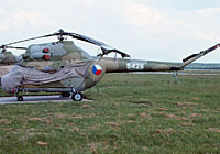 Helicopter-DataBase Photo ID:3729 PZL Mi-2Ch 1st Command and Reconnaissance Squadron 9426 cn:519426105