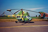 Helicopter-DataBase Photo ID:2985 PZL Mi-2Ch 33rd Helicopter Base 9428 cn:519428105