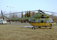 Helicopter-DataBase Photo ID:3592 PZL Mi-2 Aviation department of the Federal police corps B-2047 cn:5311147060