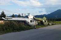 Helicopter-DataBase Photo ID:15945 PZL Mi-2 Heliport Liptov  cn:529013124