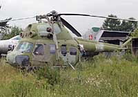 Helicopter-DataBase Photo ID:2950 PZL Mi-2 Museum of Military History Piešťany 0716 cn:5110716098