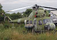 Helicopter-DataBase Photo ID:2951 PZL Mi-2 Museum of Military History Piešťany 0716 cn:5110716098