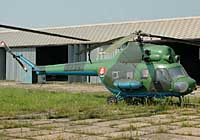 Helicopter-DataBase Photo ID:2373 PZL Mi-2 Museum of Aviation and Transport 7739 cn:517739072
