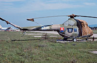 Helicopter-DataBase Photo ID:3731 PZL Mi-2 2nd Mixed Transport Regiment 8940 cn:568940124