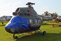 Helicopter-DataBase Photo ID:13345 PZL Mi-2FM private aviation museum Martin-Tomčany B-2405 cn:539005124
