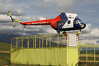 Helicopter-DataBase Photo ID:14214 PZL Mi-2 Heliport Liptov