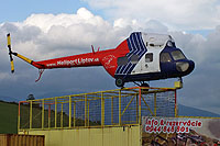 Helicopter-DataBase Photo ID:15937 PZL Mi-2 Heliport Liptov