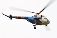 Helicopter-DataBase Photo ID:9004 PZL Mi-2plus Indonesian Police Aviation P-5006 cn:53113040.5