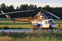 Helicopter-DataBase Photo ID:16169 PZL Mi-2 unknown RA-14062 cn:5410541038