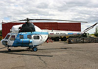 Helicopter-DataBase Photo ID:4555 PZL Mi-2 KAZAN 2nd Aviation Enterprise RA-14325 cn:5410517018