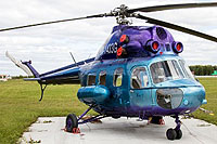 Helicopter-DataBase Photo ID:14716 PZL Mi-2 unknown RA-1433G
