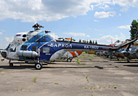 Helicopter-DataBase Photo ID:3129 PZL Mi-2 Barkol RA-15622 cn:5210037126