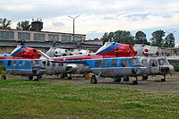 Helicopter-DataBase Photo ID:13956 PZL Mi-2 DOSAAF Rossii RA-15642 cn:5410113017