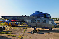 Helicopter-DataBase Photo ID:16425 PZL Mi-2 MARZ DOSAAF RA-15767 cn:5410321077