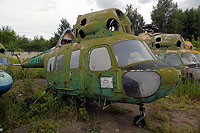 Helicopter-DataBase Photo ID:13952 PZL Mi-2 KubanSpetsAvia RA-20861 cn:548142043