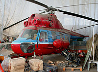 Helicopter-DataBase Photo ID:1561 PZL Mi-2 Museum Monino RA-20869 cn:528230063