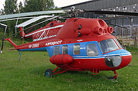 Helicopter-DataBase Photo ID:13931 PZL Mi-2 Museum Monino RA-20869 cn:528230063