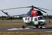 Helicopter-DataBase Photo ID:15940 PZL Mi-2 unknown RA-2248 cn:546702050
