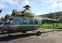 Helicopter-DataBase Photo ID:3124 PZL Mi-2 unknown RA-23347 cn:549327075