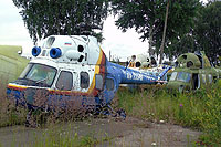 Helicopter-DataBase Photo ID:13958 PZL Mi-2 unknown RA-23549 cn:526138059