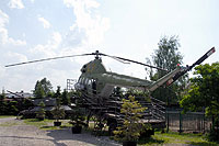 Helicopter-DataBase Photo ID:11250 PZL Mi-2 Amusement Park PEPELAND 07 yellow cn:544131055