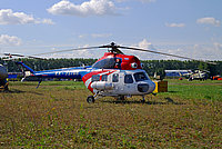 Helicopter-DataBase Photo ID:3596 PZL Mi-2 unknown RA-23709 cn:5410635068