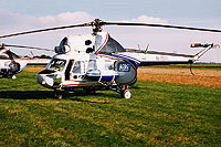Helicopter-DataBase Photo ID:17729 PZL Mi-2 National Aeroklub of Russia RA-23777 cn:5411034109