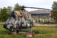 Helicopter-DataBase Photo ID:672 PZL Mi-2 unknown RA-2952K cn:548706054