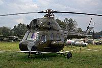 Helicopter-DataBase Photo ID:16053 PZL Mi-2 unknown RA-3119G