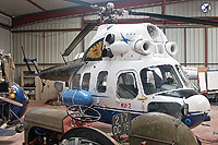 Helicopter-DataBase Photo ID:9388 PZL Mi-2 private Meaux Esbly 01149 cn:549532125