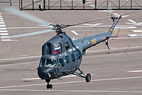 Helicopter-DataBase Photo ID:13997 Mil Mi-2M ROSTVERTOL 062 yellow cn:547709062