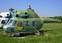Helicopter-DataBase Photo ID:3289 PZL Mi-2 ROSTO 07 yellow cn:544814056