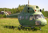Helicopter-DataBase Photo ID:3288 PZL Mi-2 ROSTO 18 yellow cn:545725078