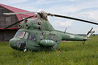 Helicopter-DataBase Photo ID:10727 PZL Mi-2 unknown 3298K