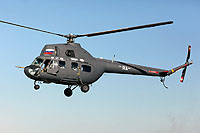 Helicopter-DataBase Photo ID:8513 Mil Mi-2M ROSTVERTOL  cn:547709062