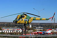 Helicopter-DataBase Photo ID:16644 PZL Mi-2 Park Patriot