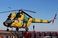 Helicopter-DataBase Photo ID:16645 PZL Mi-2 Park Patriot