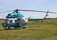 Helicopter-DataBase Photo ID:5347 PZL Mi-2 unknown RF-00343