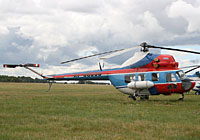 Helicopter-DataBase Photo ID:3146 PZL Mi-2 ROSTO RF-00509 cn:5410820019