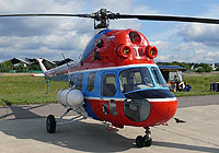 Helicopter-DataBase Photo ID:4182 PZL Mi-2 ROSTO RF-00509 cn:5410820019