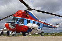 Helicopter-DataBase Photo ID:10972 PZL Mi-2 ROSTO RF-00509 cn:5410820019