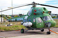 Helicopter-DataBase Photo ID:7372 PZL Mi-2 DOSAAF Rossii RF-00522 cn:5410913049